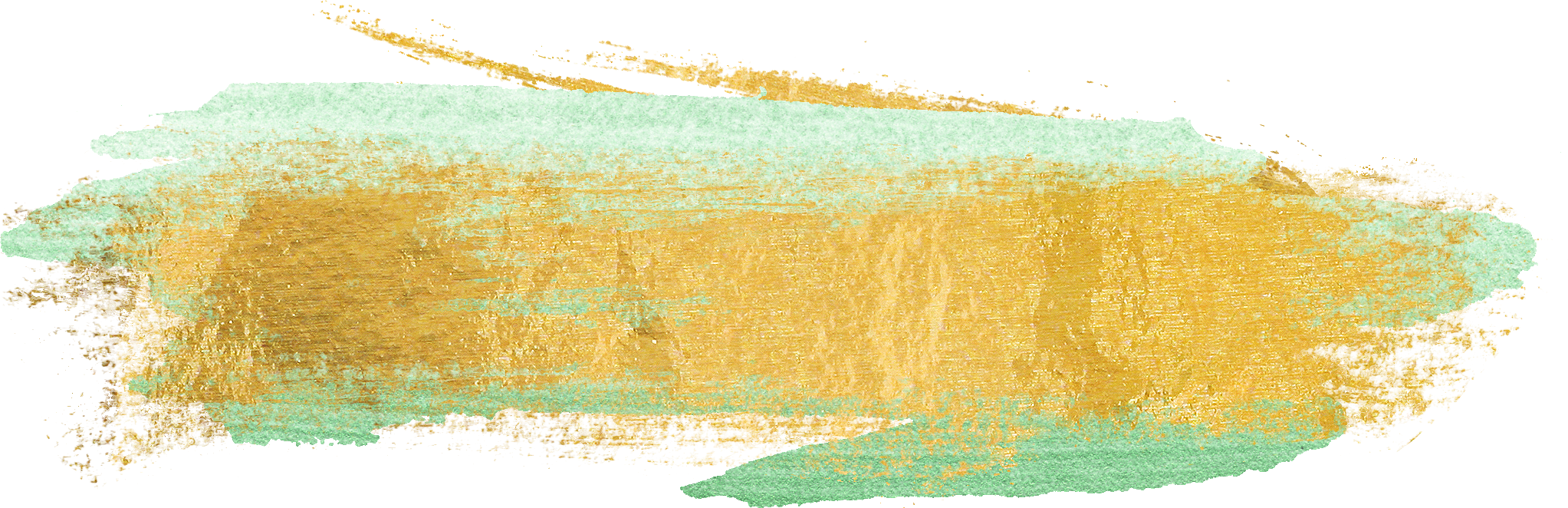 Paint strokes png. Free gold brush cu