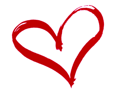 Painted heart png. Sibc