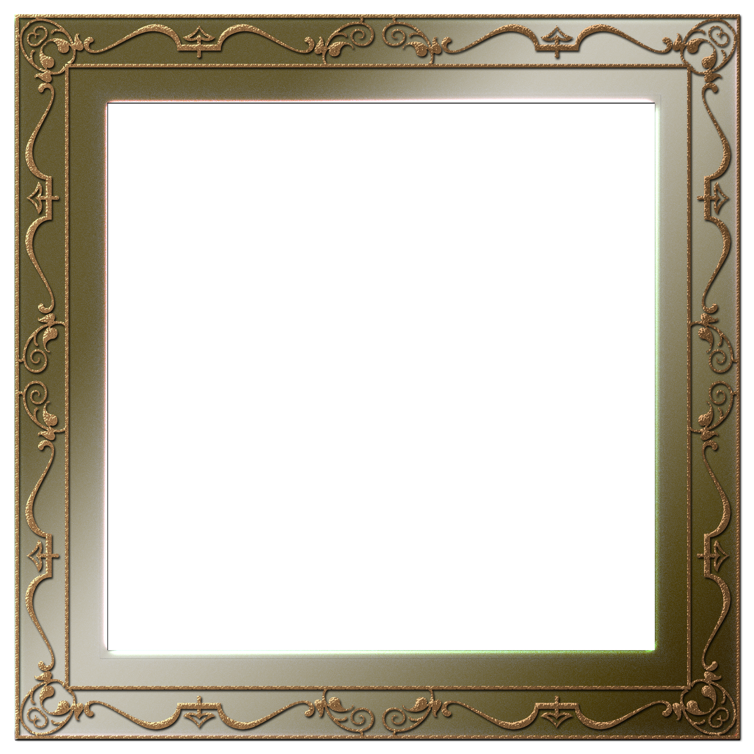 Painting frame png. Picture frames oil square