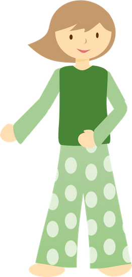 Pajama clipart night clothes. Free premium stock photos