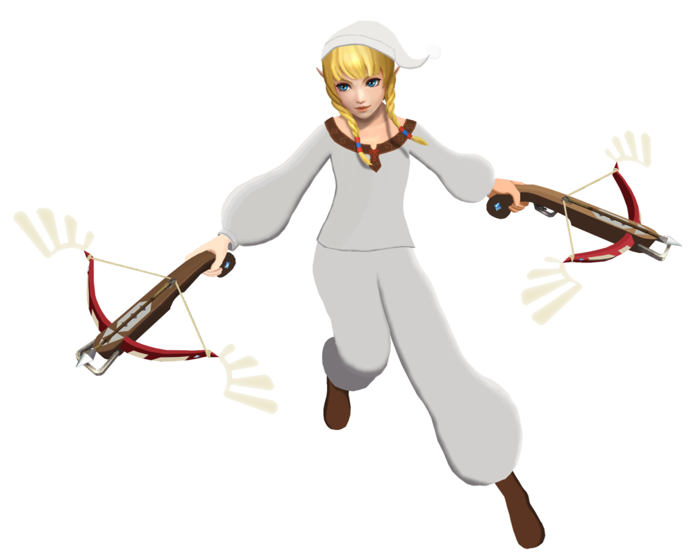 Pajamas drawing nightgown. Ssb linkle alt by