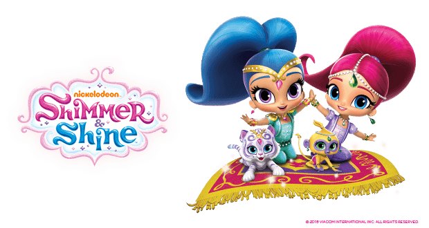 Shimmer and shine logo png. New toy range is