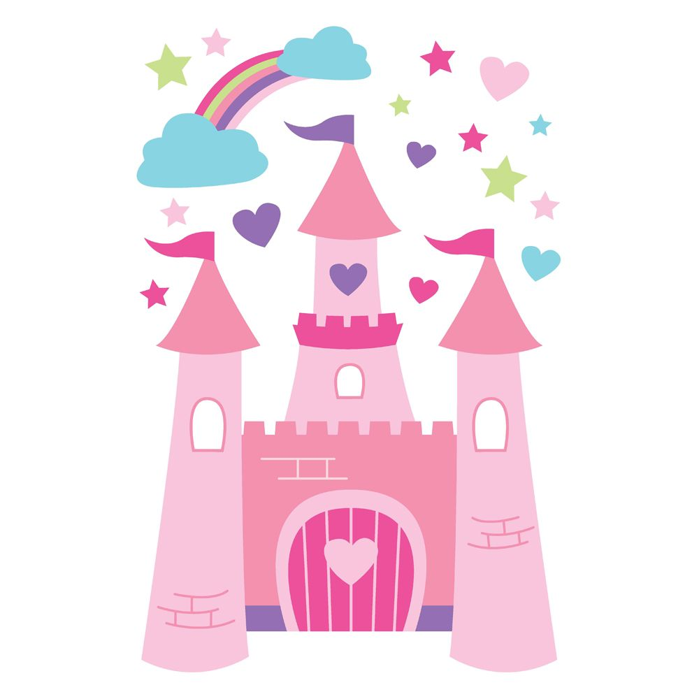 palace clipart fairy tale castle