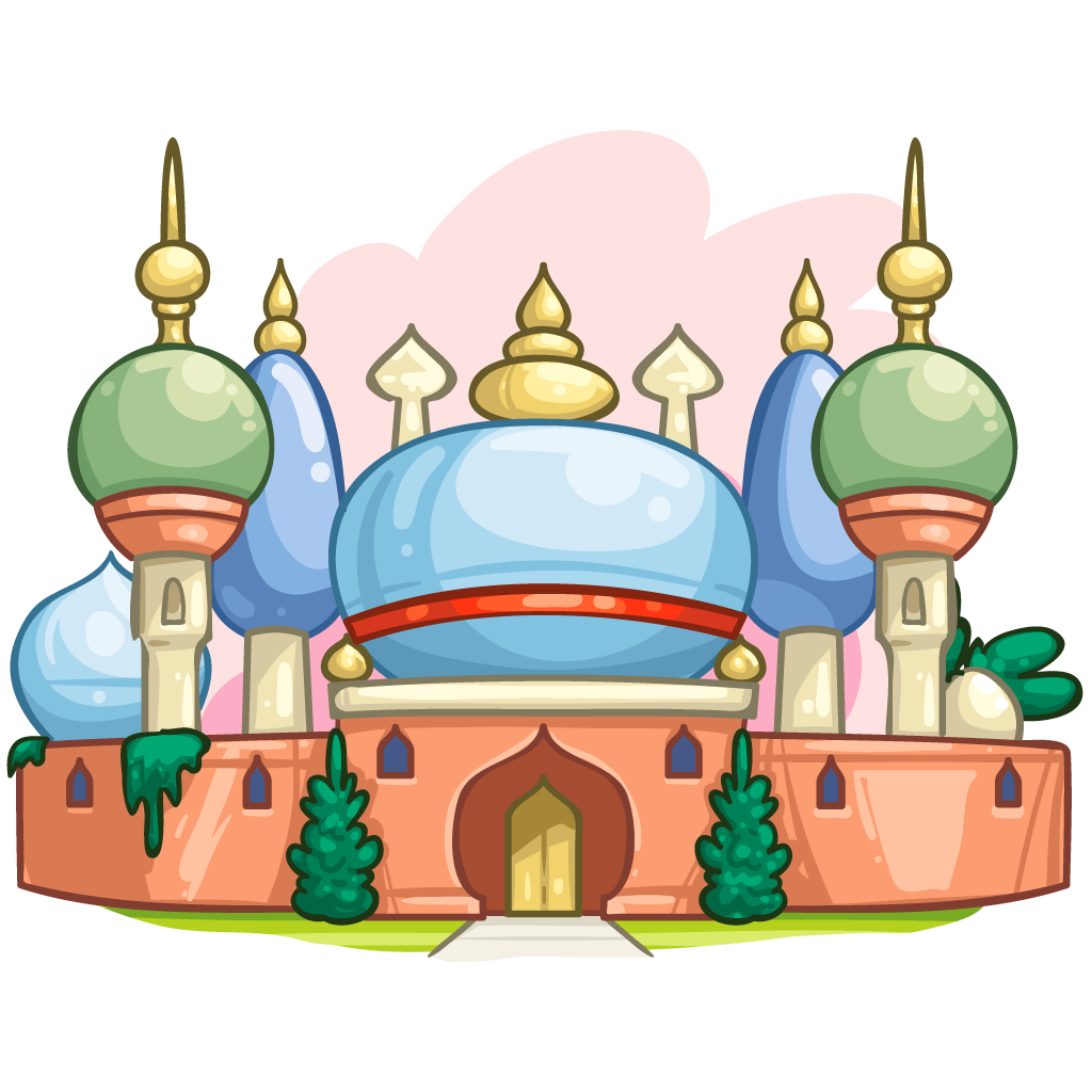 Palace clipart royal palace. Item detail itembrowser arabian