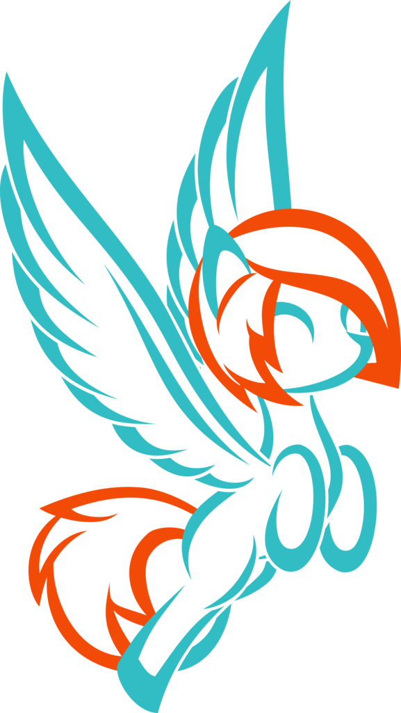 Palette vector turquoise. Artist up ter