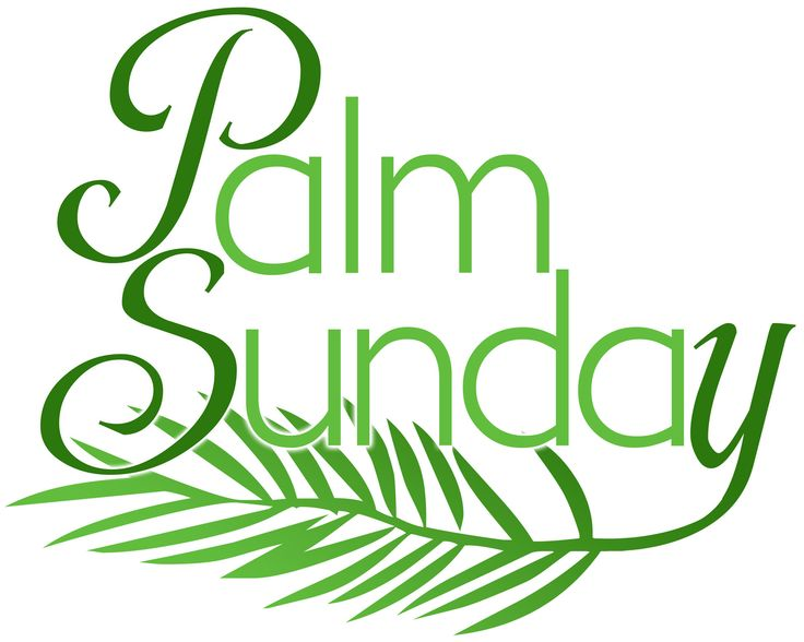 Palm clipart easter. Best sunday images