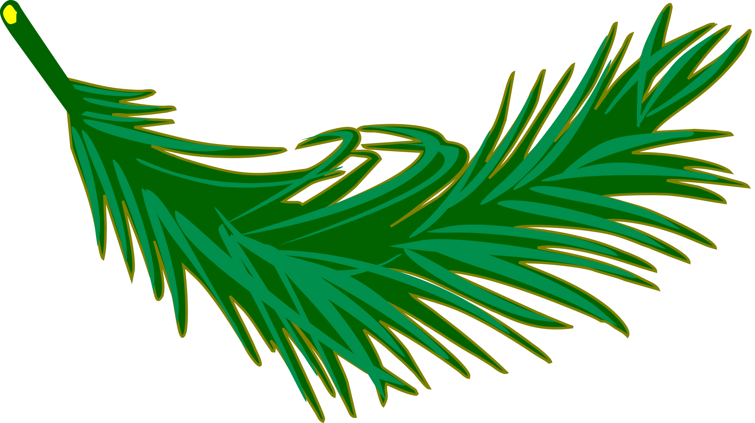 Palm frond png. Icons free and downloads