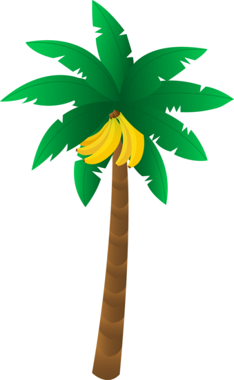 Banana tree png. Clipart at getdrawings com