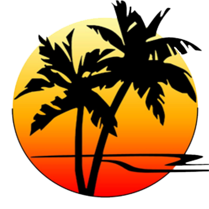 Palm logo png. Tree ailrines by tacoapple