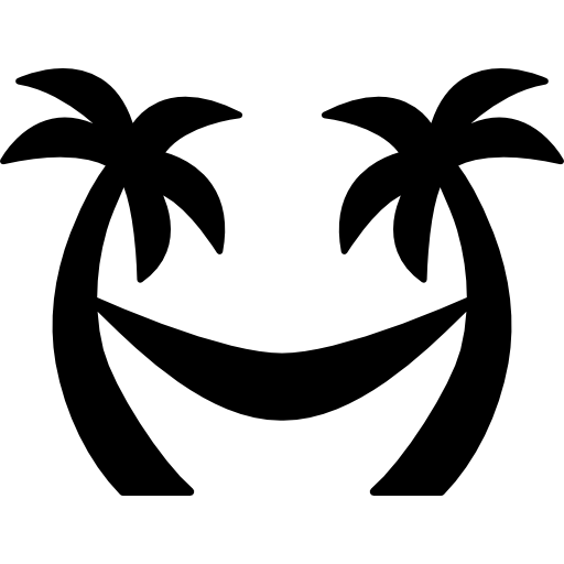 Palm png vector. Trees hammock free icons