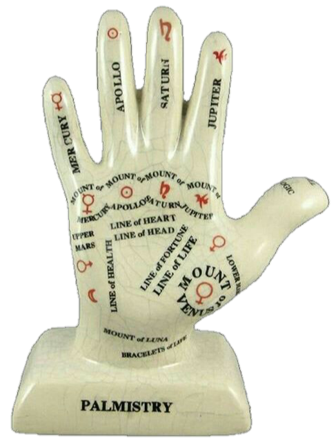 Palm reading png. Aesthetic witch palmreading occult