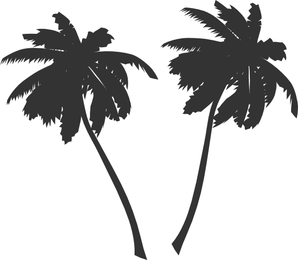 Palm trees tumblr png. Clip art at clker