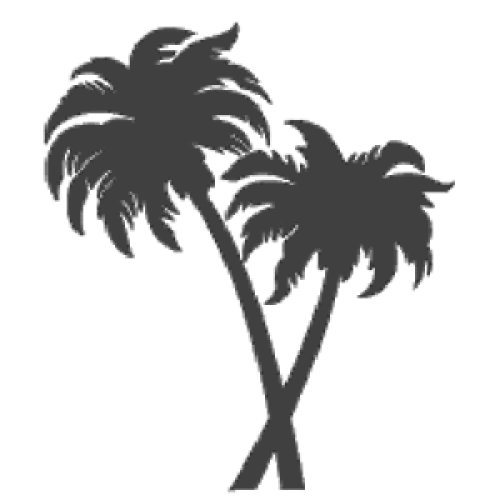 Palm tree illustration png. Fired up tiles trees