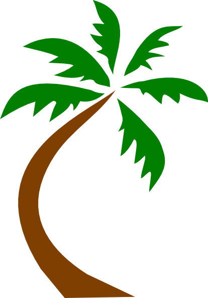 Free images trees download. Palm clipart palm leaf graphic freeuse download