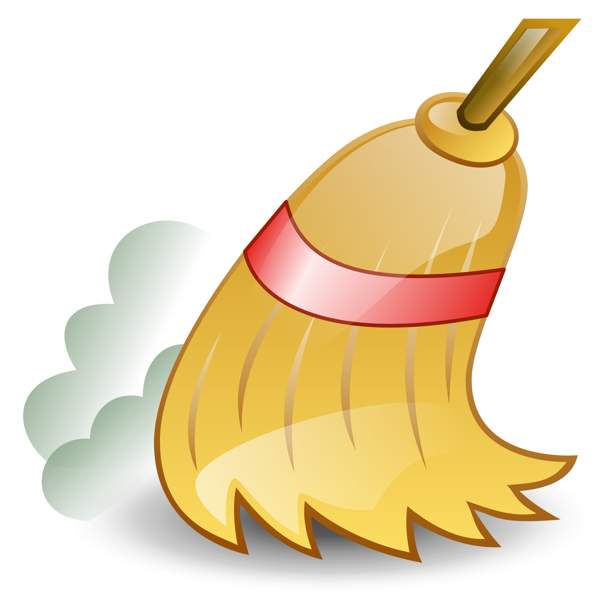 Cleaning clipart broom. Png images free download