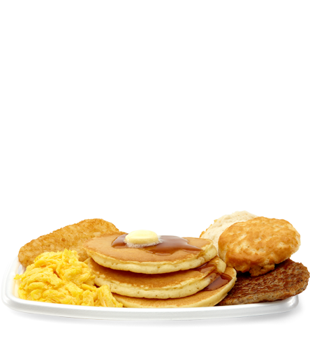 Solutiondown com eating mcdonalds. Pancake clipart big breakfast vector stock