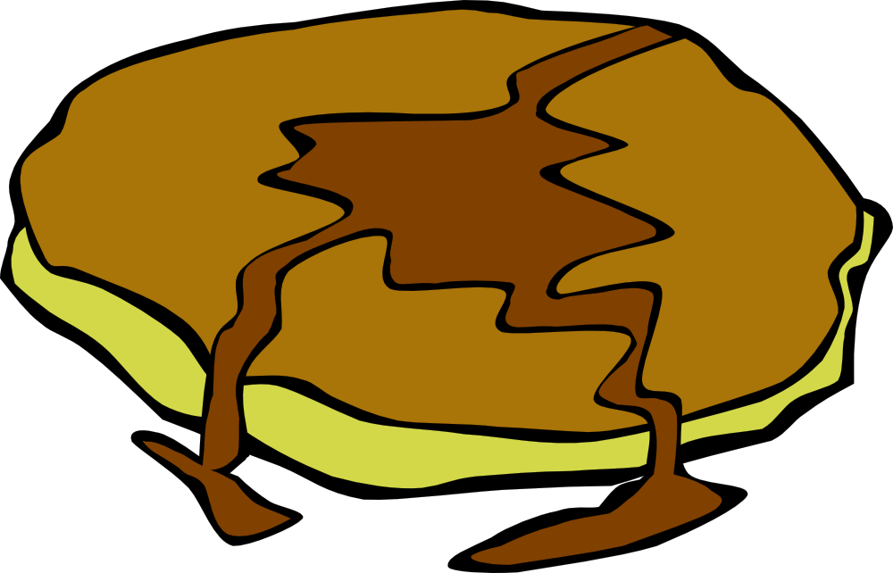 Pancake clipart big breakfast. Free picture download clip