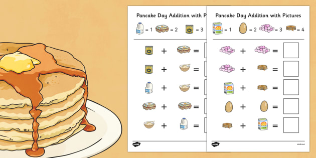 Pancake clipart pancake recipe. Day themed addition with