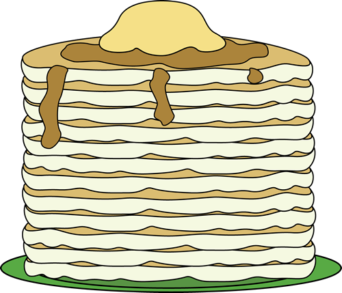 Big of pancakes school. Pancake clipart stack pancake image free stock
