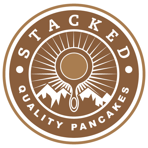 Pancake stack png. Stacked quality pancakes hours