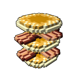 Pancake stack png. Sky high collection trove