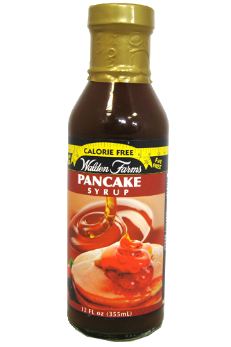 Pancake syrup png. Walden farms maple sirup