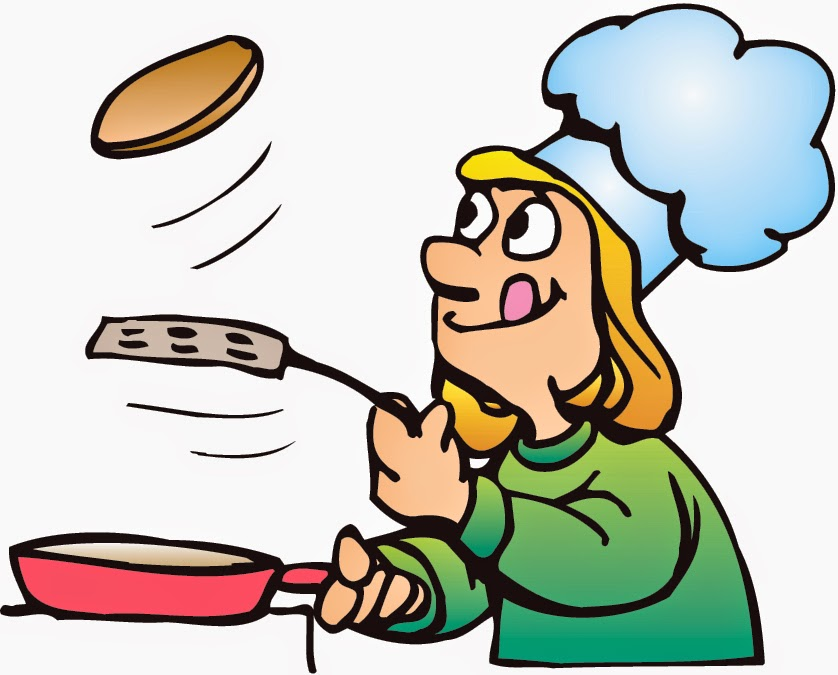 Pancakes clipart cook. Empowered by them what