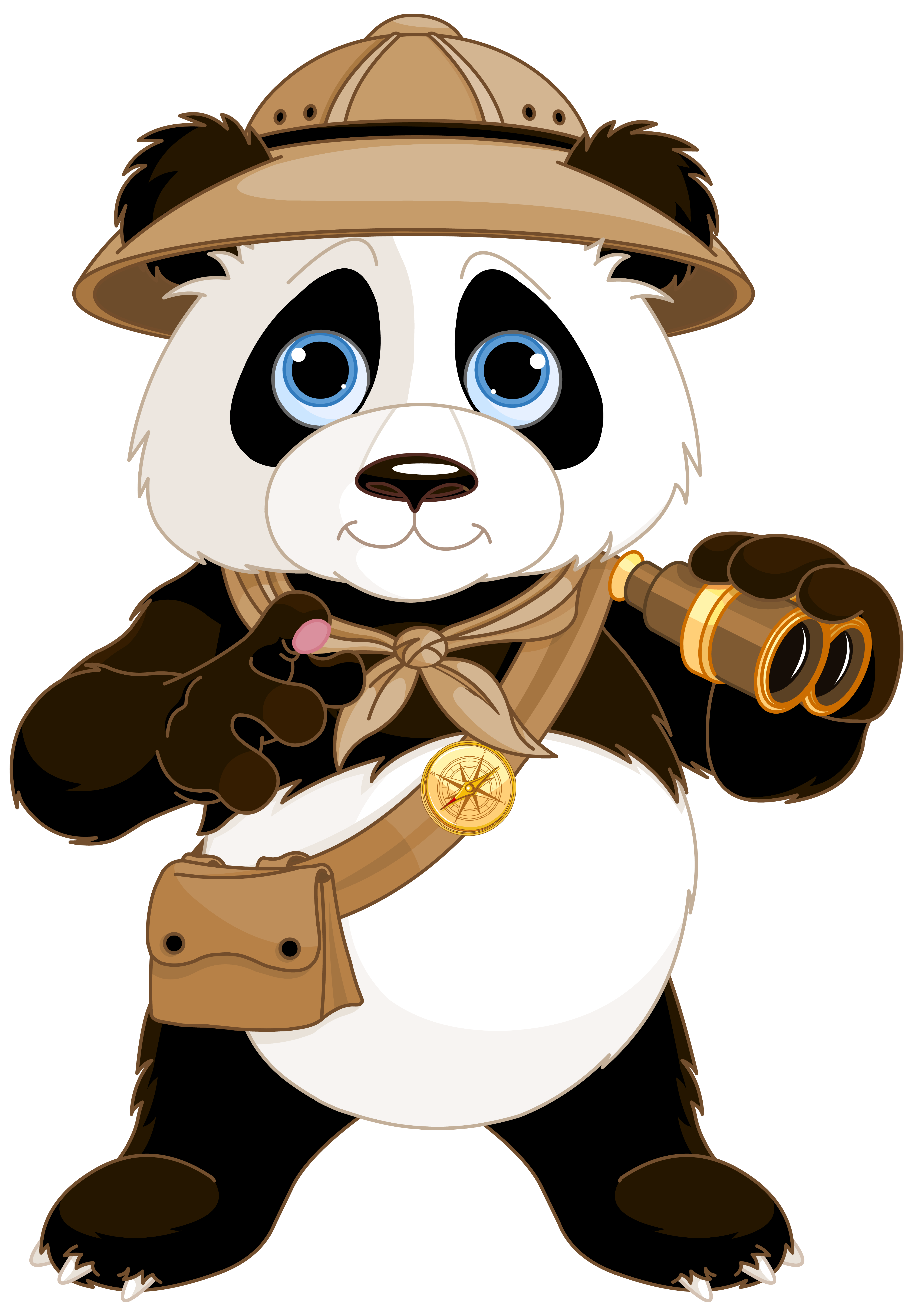 Panda clipart png. Cute image gallery yopriceville