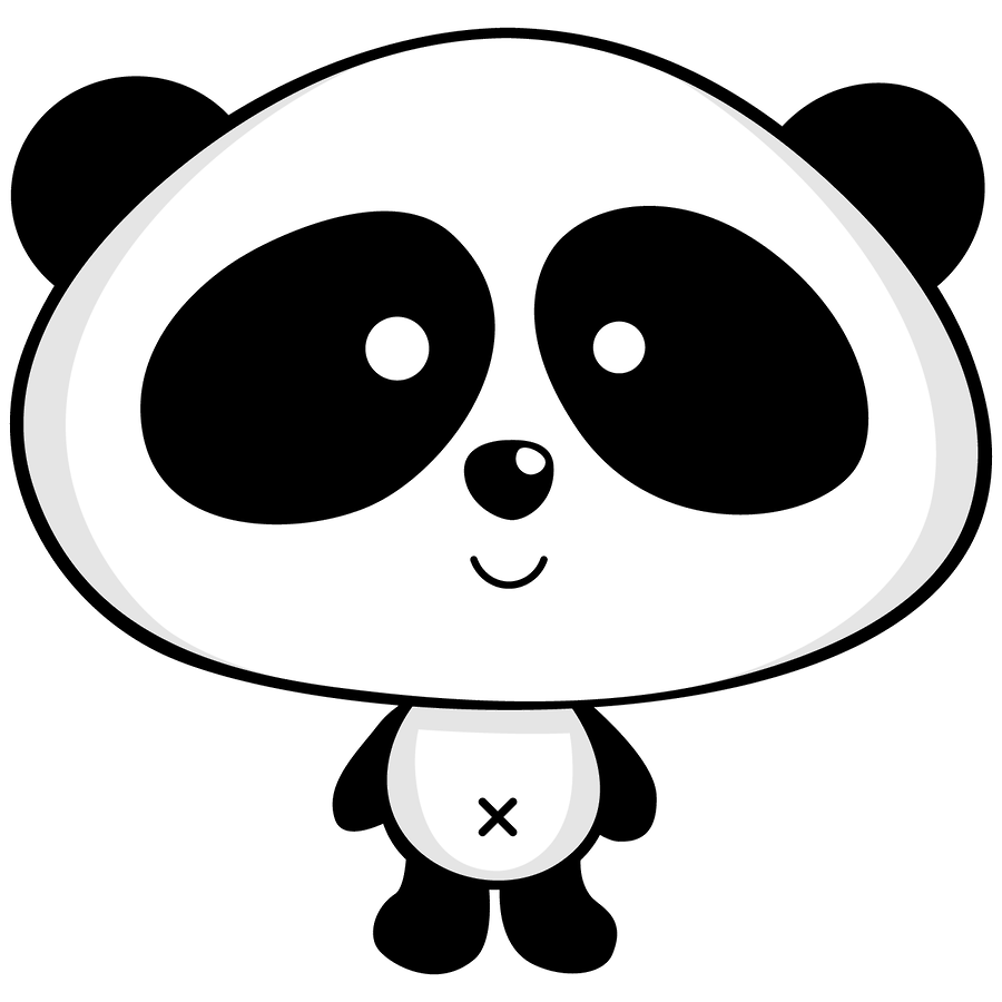 Panda drawing png. Pin by lyric vr