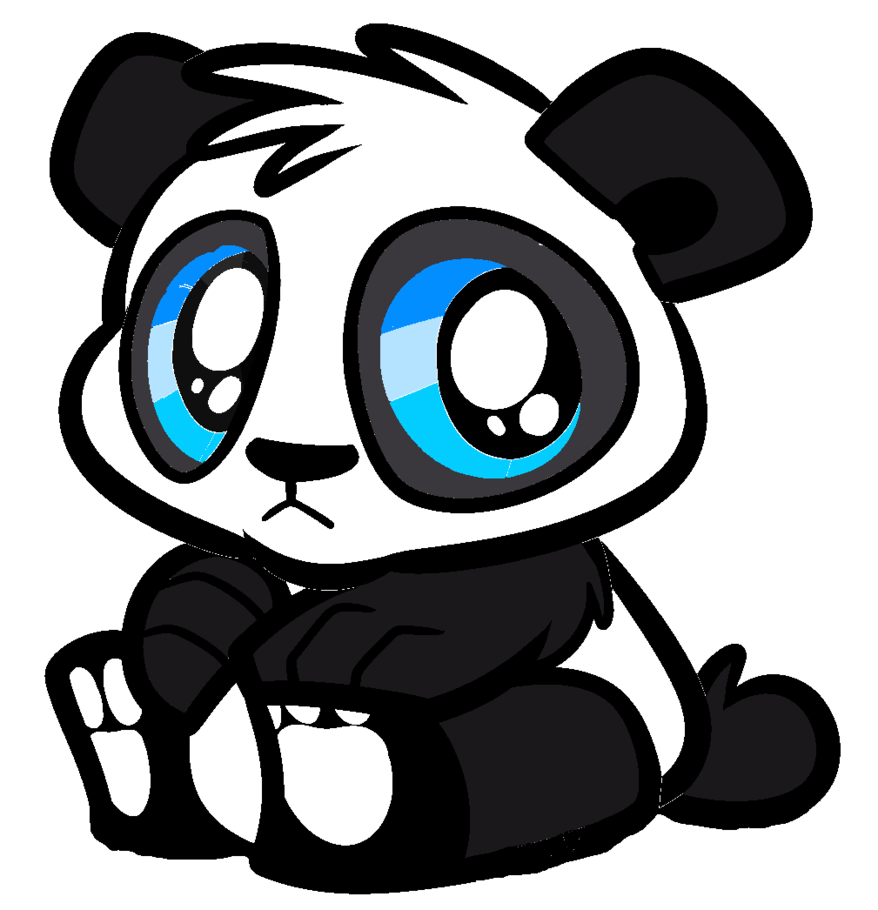 Panda drawing png. Cool at getdrawings com