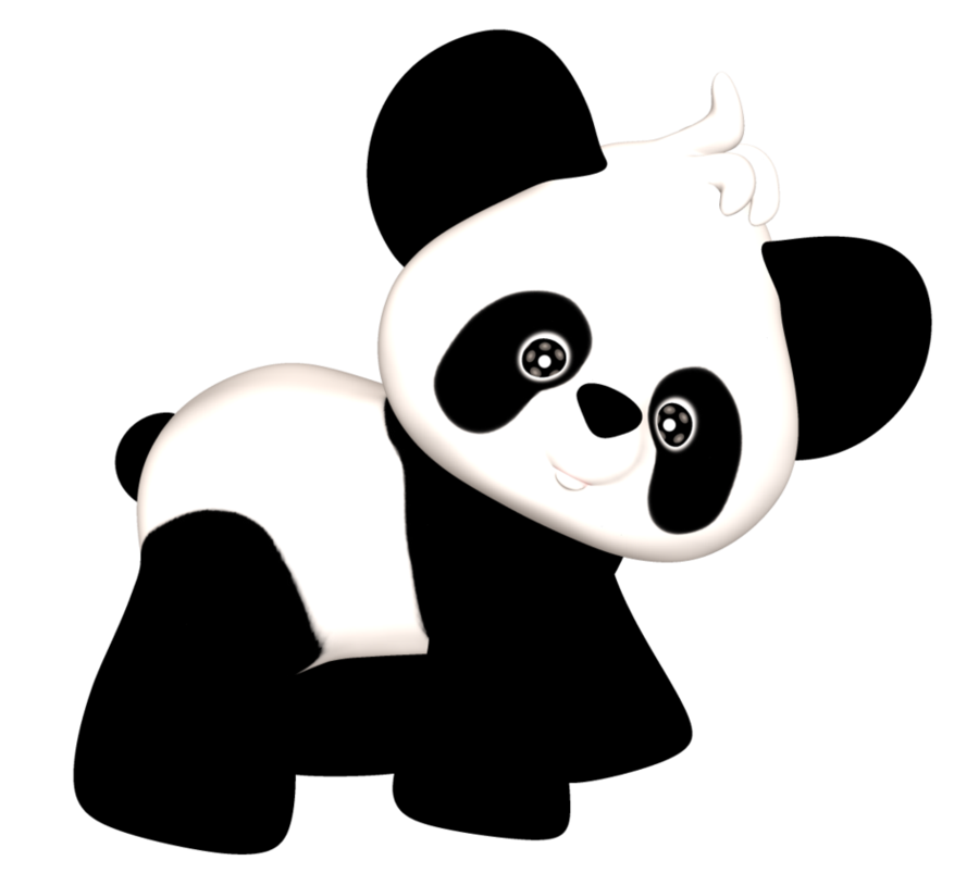 Panda ears png svg transparent stock