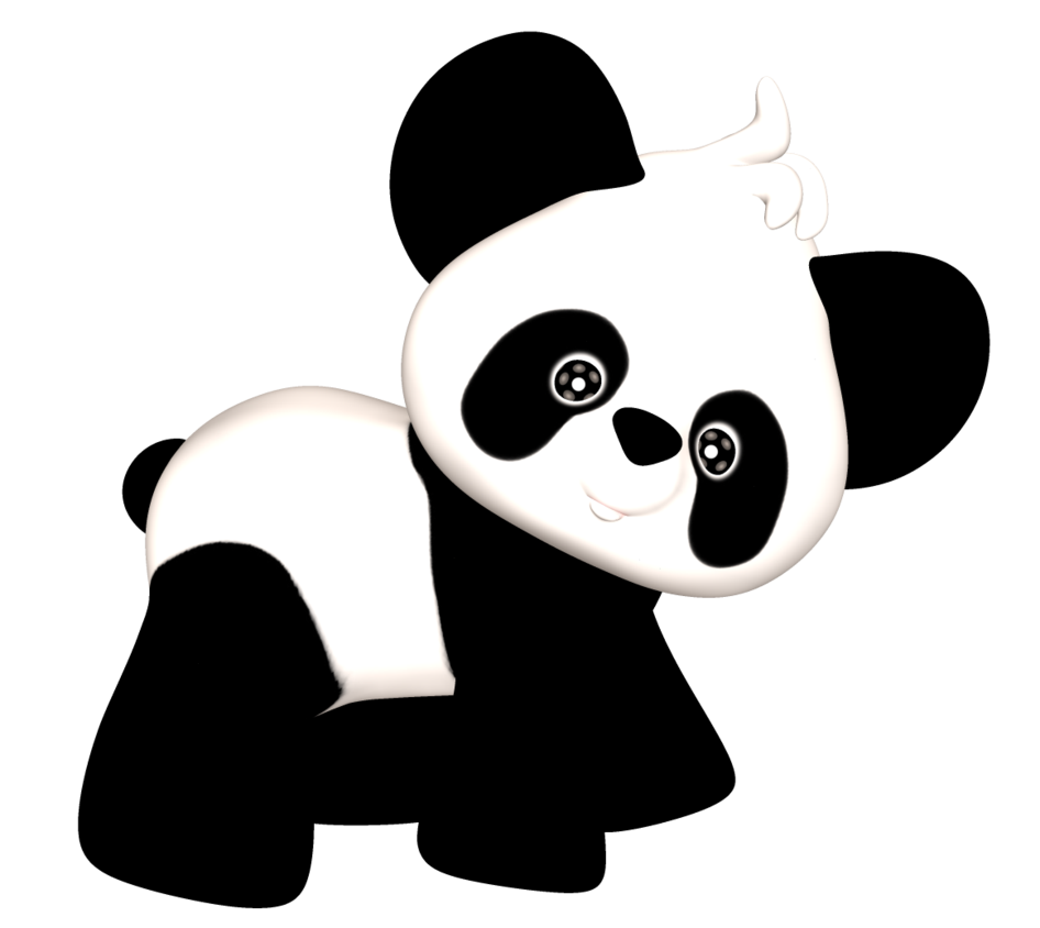 Panda png gif. By sasgraphics on deviantart