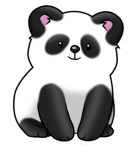 Panda png tumblr. Cute co portfolio