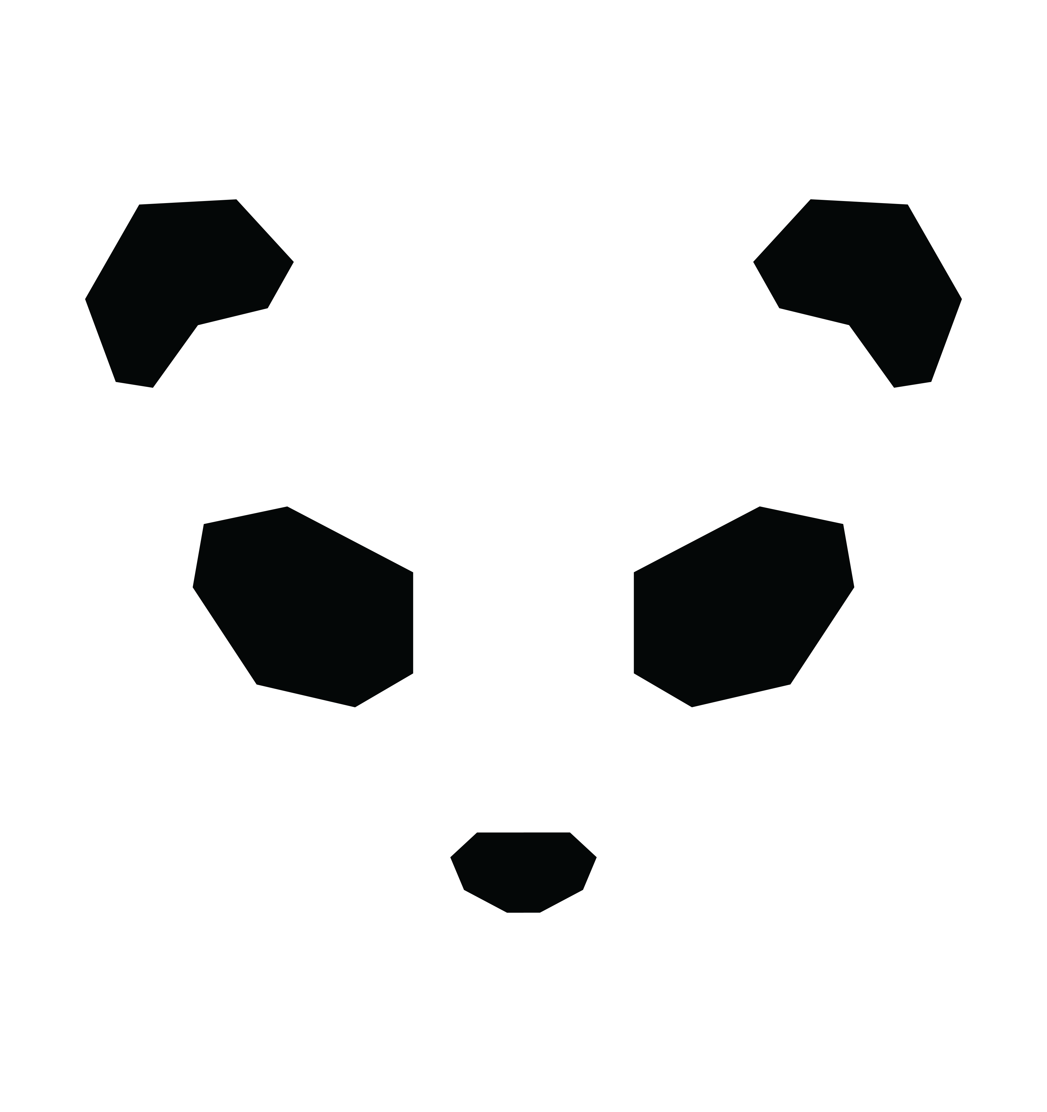 Panda silhouette png. Wooden give your business
