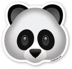 Panda tumblr png. Face cumple d ju
