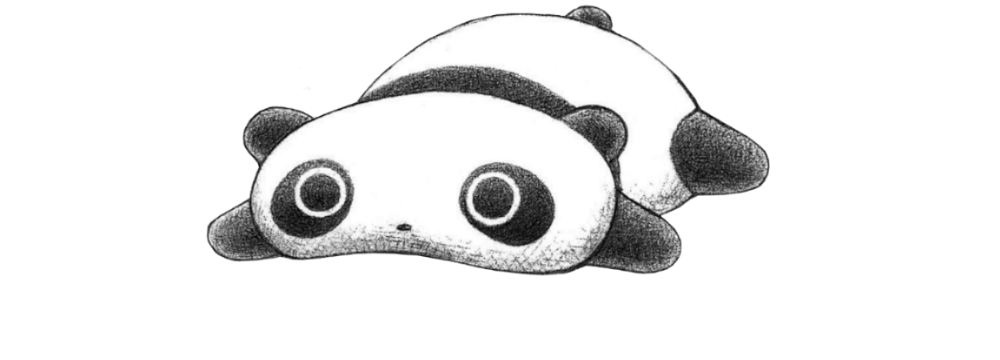 Panda tumblr png. Image static tare transparent