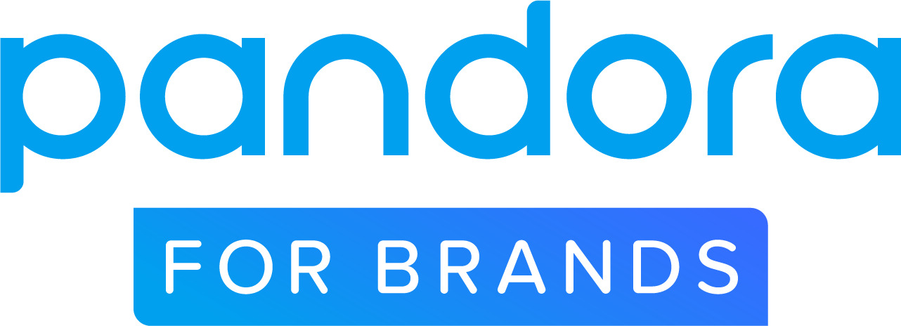 Pandora logo png. Ad guidelines for brands