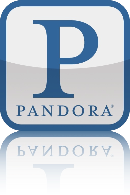 Pandora music logo png. Stations for certain situations