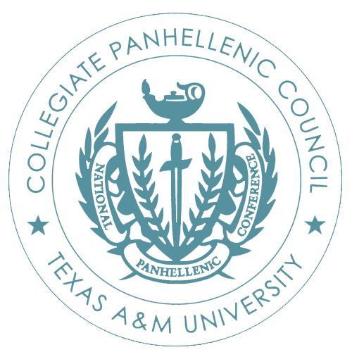 Panhellenic crest png. Texas a m council