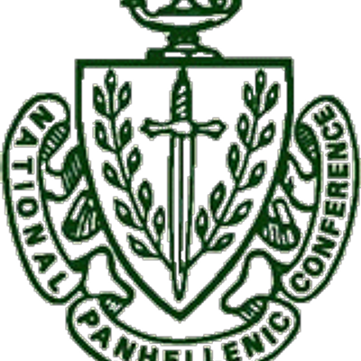 Panhellenic crest png. Ui uipanhellenic twitter