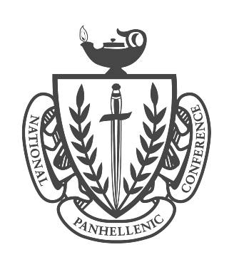 Panhellenic crest png. University of north florida