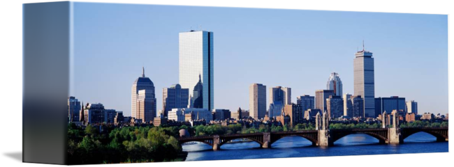 Longfellow bridge boston ma. Panorama drawing skyline florence svg freeuse