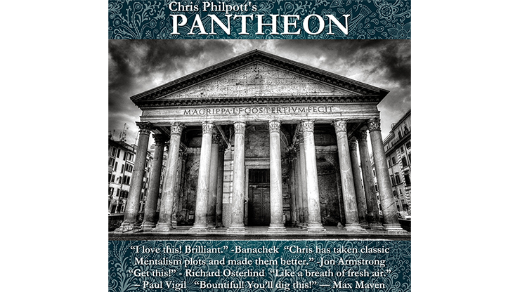 Pantheon drawing side view. Chris philpott s click