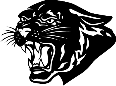 Panther clipart panther cheer. Free cougar clip art