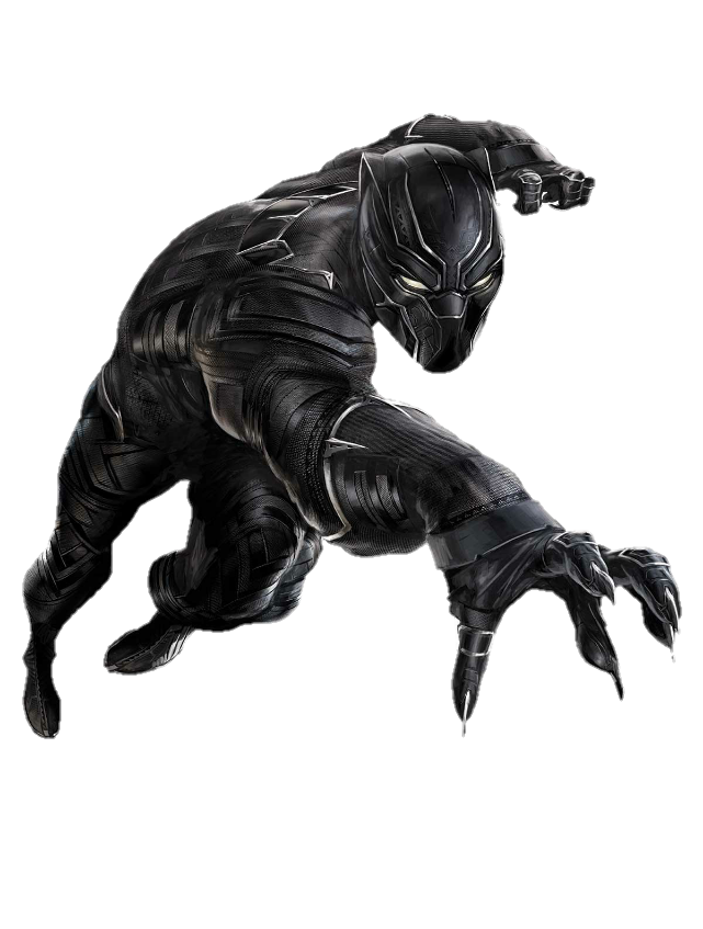 panther vector png