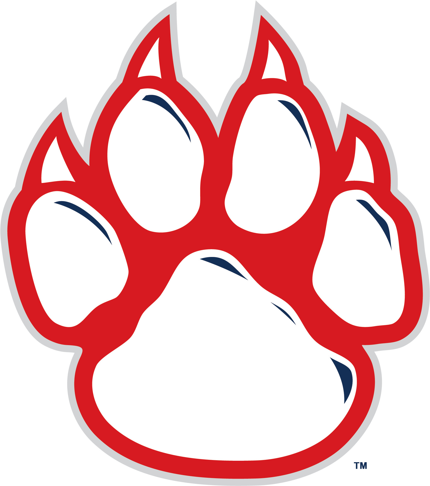 Panther paw print png. Web office white transparent