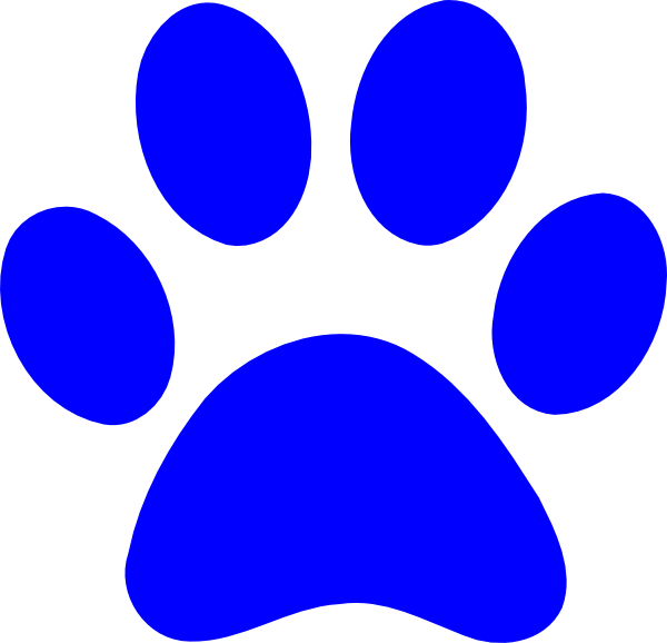 Panther paw print png. Clip art at clker