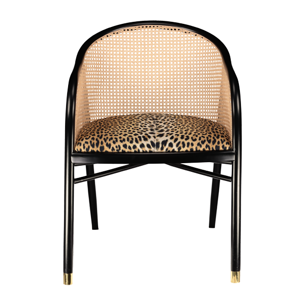 Panther print png. Cavallo armchair the socialite