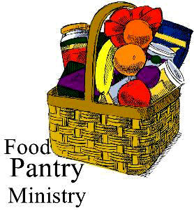 Pantry clipart box food. Ministry