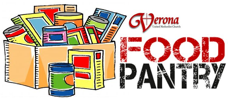 Verona united methodist church. Pantry clipart box food svg transparent download